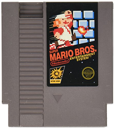 Super Mario Bros. NES Action Series (Super Mario Bros Classic)