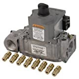 Hayward FDXLCNK0002 LP to NA Conversion Replacement Kit for Hayward Universal H-Series Low Nox Pool Heater