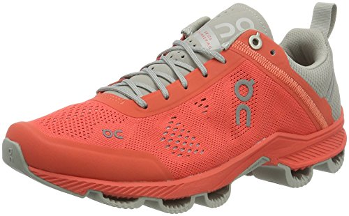 ON Cloudsurfer Running Shoe - Women's Lava/Glacier 9