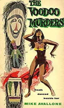 The Voodoo Murders (Ed Noon Mystery Book 9) by [Avallone, Michael]