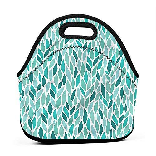 for Womens Mens Boys Girls Spring,Windy Spring Season Leaves,emoji lunch bag for girls]()