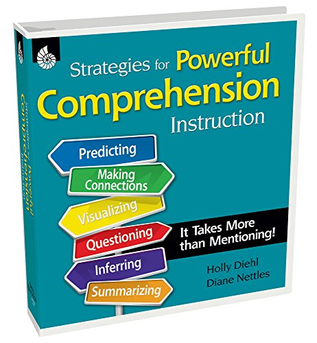 Strategies for Powerful Comprehension Instruction (Professional - Strategy Comprehension Instruction