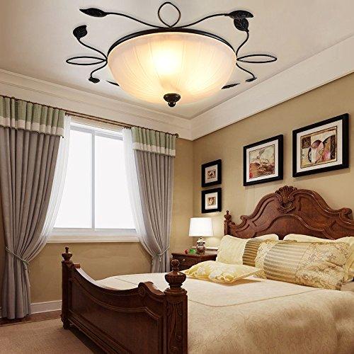 cttsb lámpara de techo moderno simple creativo moda personalizada luz de techo pasillo país de América balcón LED...