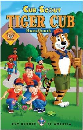 Tiger Cub Handbook, Cub Scout