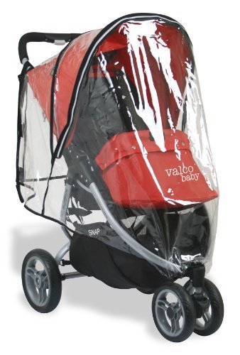 (Snap & Snap4 Single Stroller Raincover and Weather Shield)