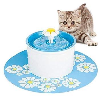 Royala Pet Bebedero De Bajo Voltaje Fuente Automática 3 Diferentes Configuraciones De Flujo De Agua 1.6