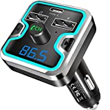Best FM Transmitters - Bluetooth FM Transmitter for Car, Wireless FM Transmitter Review