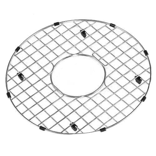 Houzer BG-1800 Wirecraft Kitchen Sink Bottom Grid, 13.75-Inch by 13.75-Inch (4in Bottom Grid)