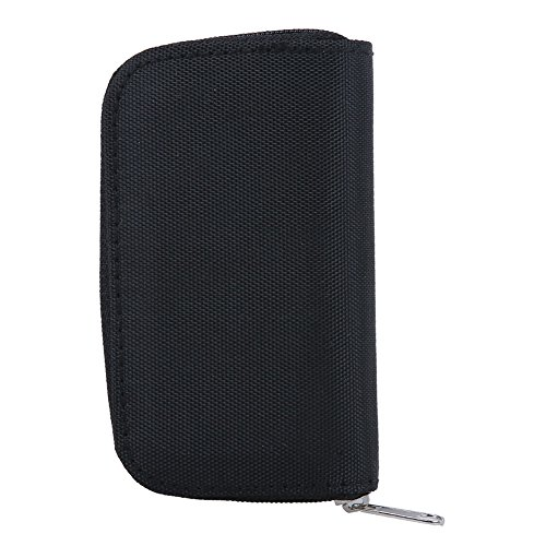 Link Depot Memory Card Carrying Case – Black