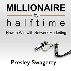Millionaire by Halftime Audiobook