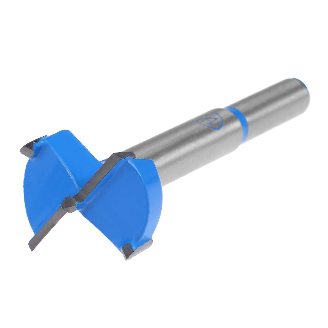 35mm Diameter 8mm Shank sourcingmap Carbide Hinge Boring Forstner Drill Bit