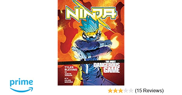 Amazon.com: Ninja: The Most Dangerous Game: [A Graphic Novel ...