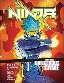 Amazon.com: Ninja: The Most Dangerous Game: [A Graphic Novel ...