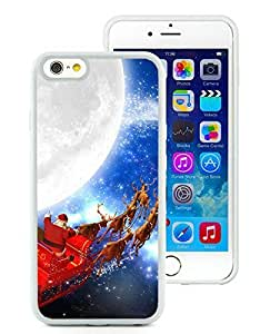 Personalization iPhone 6 Case,Santa Claus White iPhone 6 4.7 Inch TPU Case 17 wangjiang maoyi