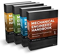 Mechanical Engineers' Handbook, 4 Volume Set, 4th Edition Front Cover