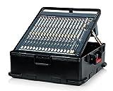 Gator Cases GTSA-MIX12PU Molded Pop Up Mixer Case, 12U