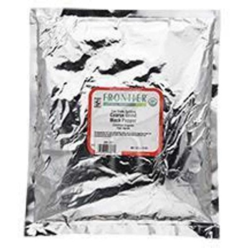 (Frontier Herb Organic Black Coarse Grind Pepper, 1 Pound -- 1 each.)