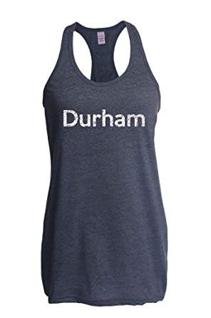 Amazon.com: Ugo Durham NC North Carolina Flag Charlotte Map 49ers Home of University of NC UNC: Clothing
