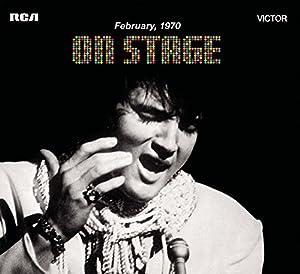 Elvis Presley - Elvis: On Stage - Amazon.com Music