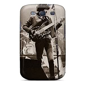 High Quality Cell-phone Hard Covers For Samsung Galaxy S3 (YNZ8806cQdC) Provide Private Custom HD Bon Jovi Series