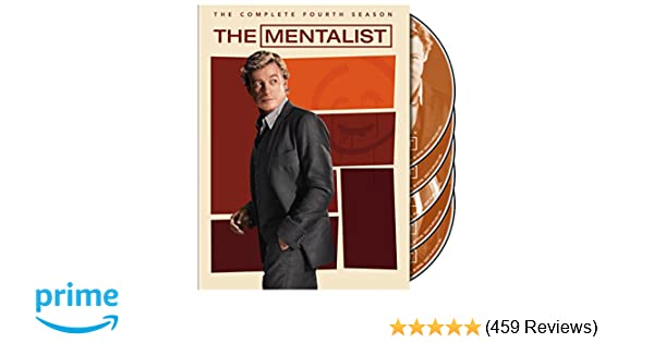 Amazon com: The Mentalist: Season 4: Simon Baker, Robin