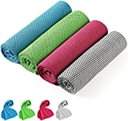 Cooling Towel, Cooling Towels for Neck, Golf Cooling Towel, Instant Cooling Camping Towel Soft Breathable Towe