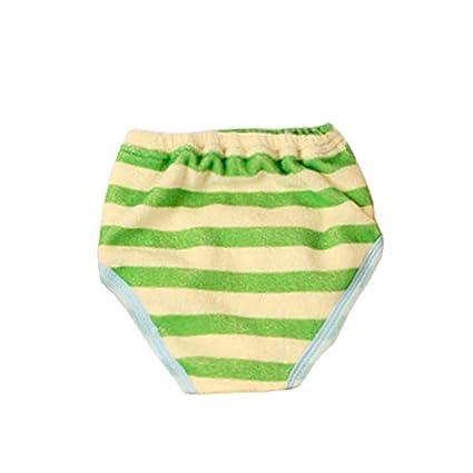WJY Ropa Interior para Niña Pañal De Tela Infantil Algodón Respirable Dibujos Animados Pantalones De Entrenamiento