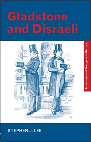 gladstone and disraeli essay William ewart gladstone was prime minister of great britain on four separate  occasions  while in opposition gladstone spoke out against disraeli's  aggressive imperialism  gladstone centenary essays (liverpool university  press, 2000.