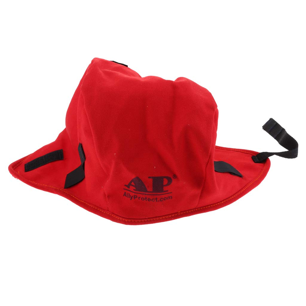 FLAMEER Welding Welder Hat Cap Flame Retardant Protect Sweat Absorption Elastic Cotton - 7