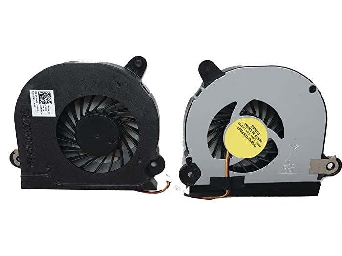 Laptop CPU Cooling Fan for DELL Inspiron 15R 5520 5525 7520 Vostro 3560 DFS501105FQ0T FB95 New and Original