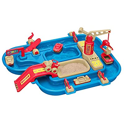 American Plastic Toys Sand & Water Playset: Toys & Games