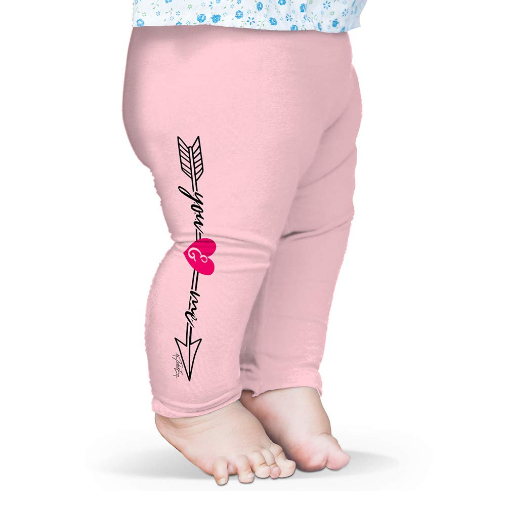 Twisted Envy You And Me Cupid Arrow Baby Novelty Leggings