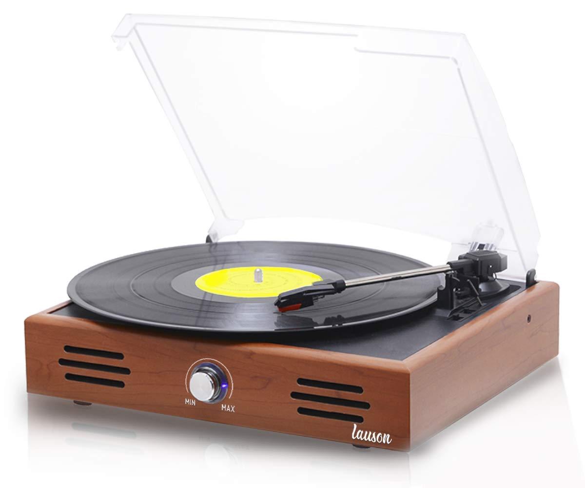 Tocadisco Lauson JTF735 UK   Tocadiscos de Vinilo Vintage con ...