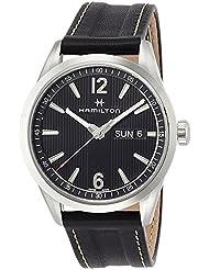 HAMILTON watch BROADWAY Day-Date Quartz H43311735 Mens Watch