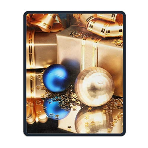 (Funny Holiday Christmas Ornaments Gift Rectangle Non-Slip Rubber Mousepad Mouse Pads/Mouse Mats Case)