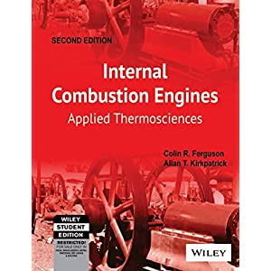 Internal Combustion Engines: Applied Thermosciences, 2ed