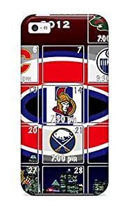 New Snap-on LeeJUngHyun Skin Case Cover Compatible With Iphone 5c- Montreal Canadiens (3)