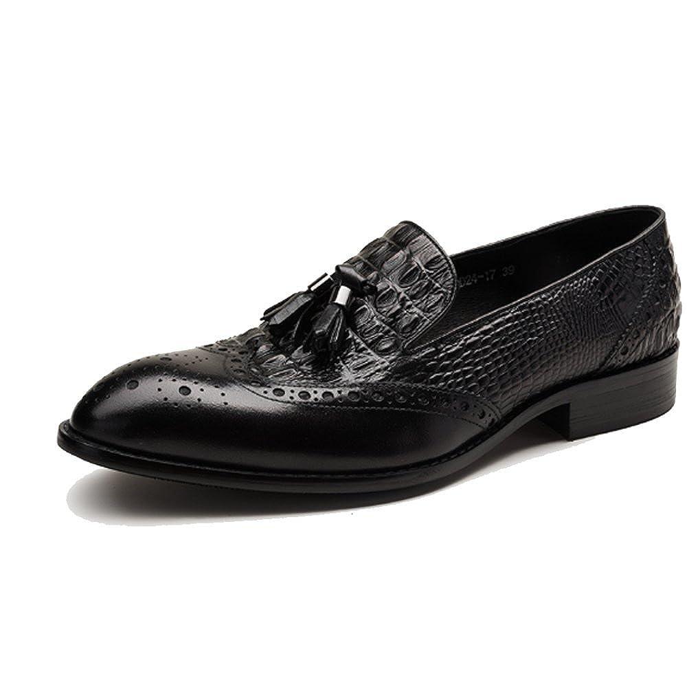 NIUMJ Arbeiten Sie Beiläufige Britische Atmungsaktive Geschäftsmänner Schuhe der Geschäftsmänner Atmungsaktive Um 9b6b82