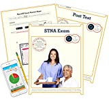 State Tested Nursing Assistant Exam, STNA Test Prep, Study Guide