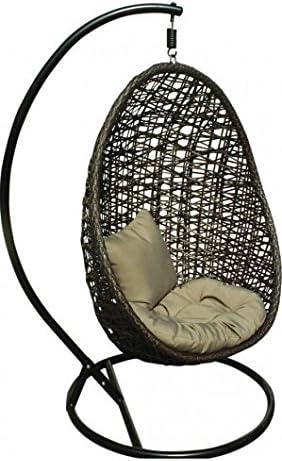 In esclusiva Sospeso Poltrona Sospesa cesta sospesa sedia da giardino lounge sospesa Cesto Cuscino telaio