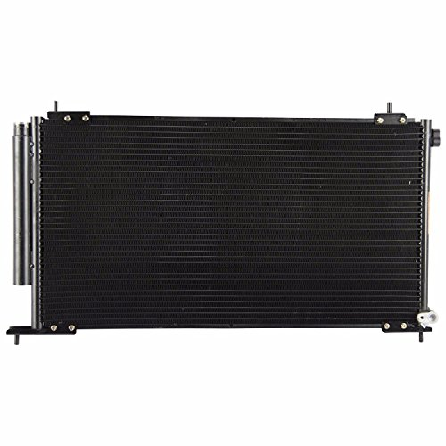Klimoto Brand New A/C Condenser fits Honda CRV 2002-2006 Element 2003-2011 2.4L L4 HO3030124 80110SCVA01 80110S9A013 80110-SCV-A02 3112 7-3112 CND3112 DPI3112