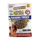 Omega Paws Health Bone Training Pork Treats, Mini