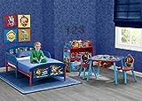 Delta Children Plastic Toddler Bed, Nick Jr. PAW