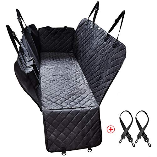 MOMA Dog Seat Cover with Zipper Enclosure - 54