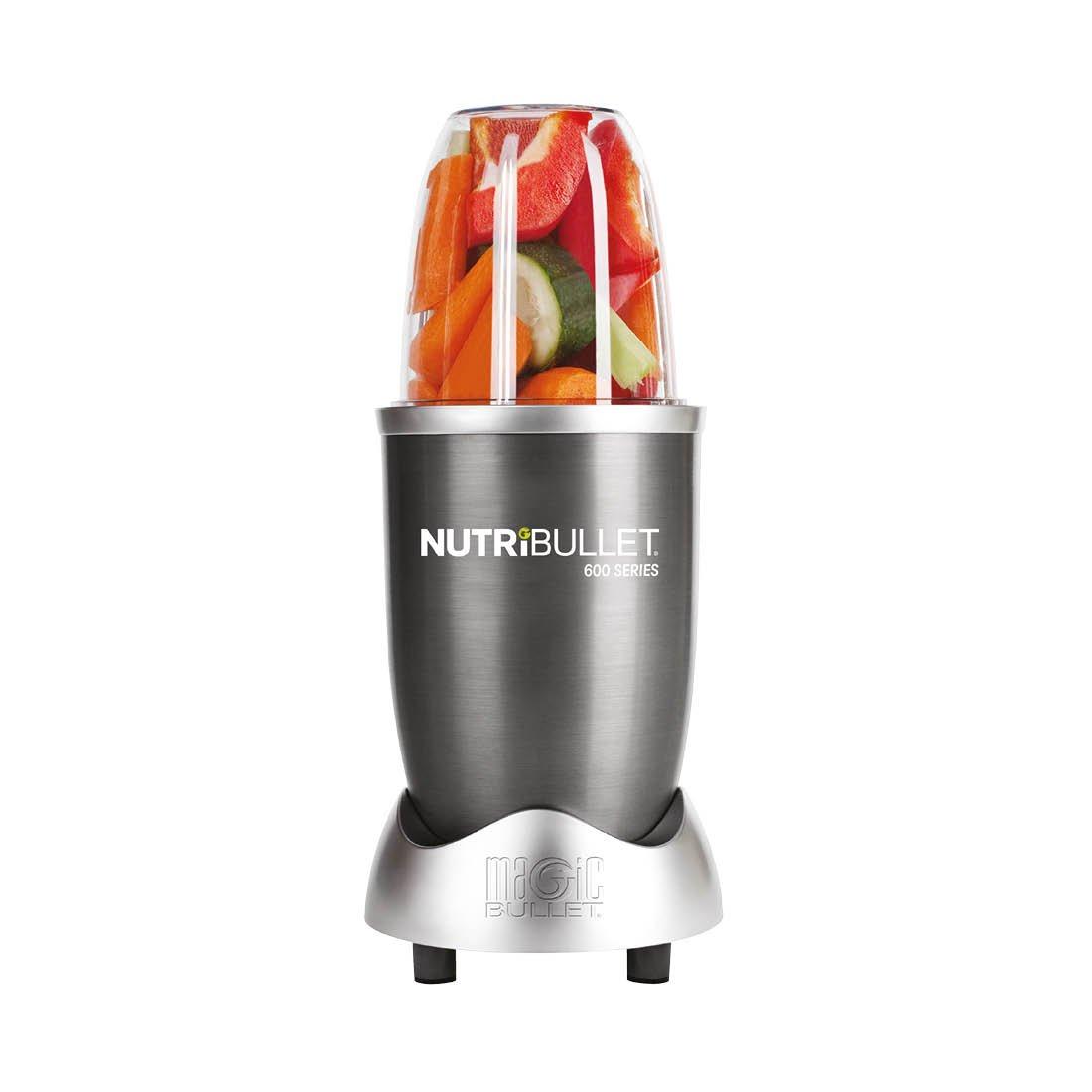 NutriBullet Nutri Bullet - Licuadora - [importado, instrucciones no en español]: Amazon.es: Hogar