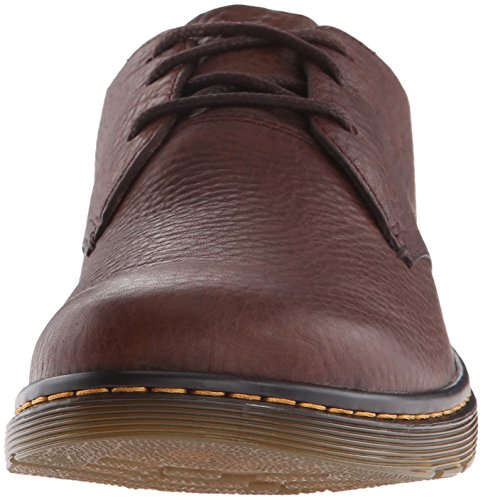 Dark Uomo Grizzly Black Bexley Grizzly Scarpe Martens Dr Stringate Brown aTPqa0w