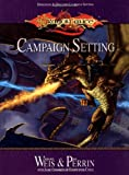 Dragonlance Campaign Setting (Dragonlance) (Dungeons & Dragons)