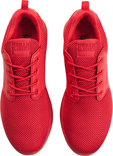 Adulto Urban Baja Unisex Classics 715 firered Zapatilla Shoe Light firered Runner Rot n6Txnw