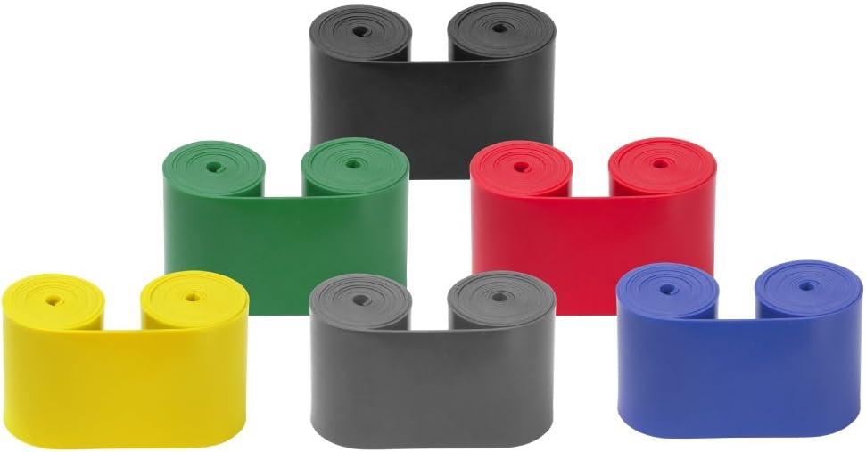 1,5 mm Floss Band Flossing Voodoo Band Ziatec Flossing Kompressions-Bandage 0,8 mm