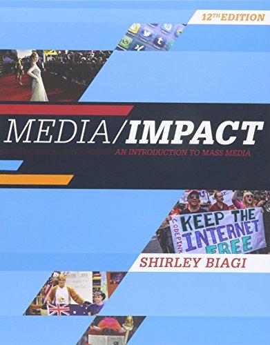 Media/Impact (Ll) W/Mindtap